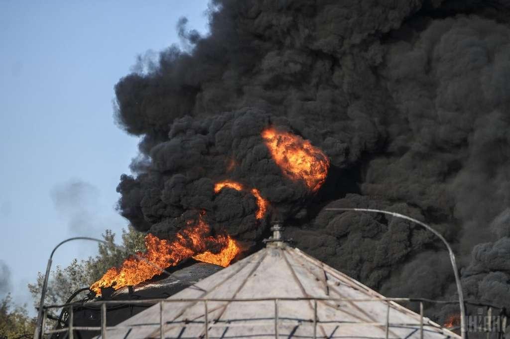 ЧТО ЖЕ ТАМ ТВОРИТСЯ? Под Киевом раздались жуткие взрывы! Все в дыму!