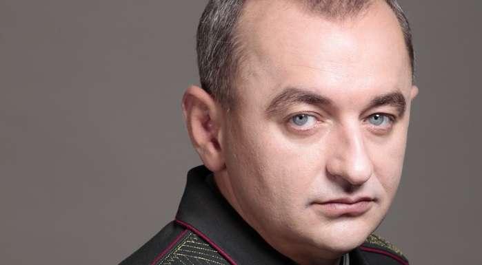 Вот это неожиданность: Военный прокурор Украины показал свою татуировку!(ФОТО)