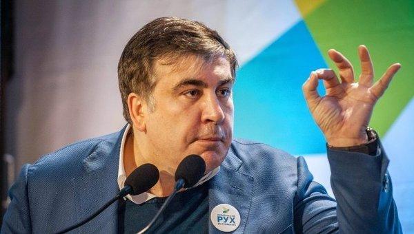 Саакашвили устроил истерику после обвинений в прямом эфире. Не падайте от этого зрелища (ВИДЕО)