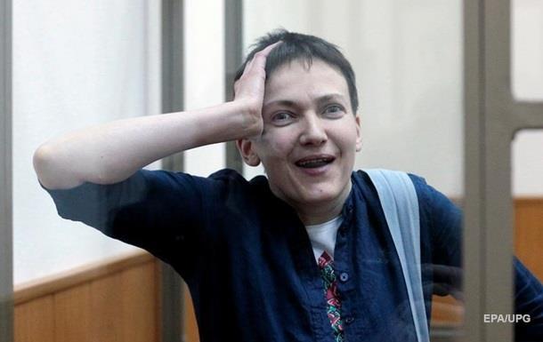 ВОТ так: Савченко рассказала о своих намерениях! В это не мог поверить НИКТО!