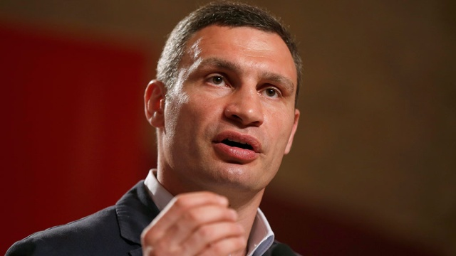 «Об этом должен заявить глава полиции Киева», — Кличко хочет «по-черному» избавиться Киев от бомжей