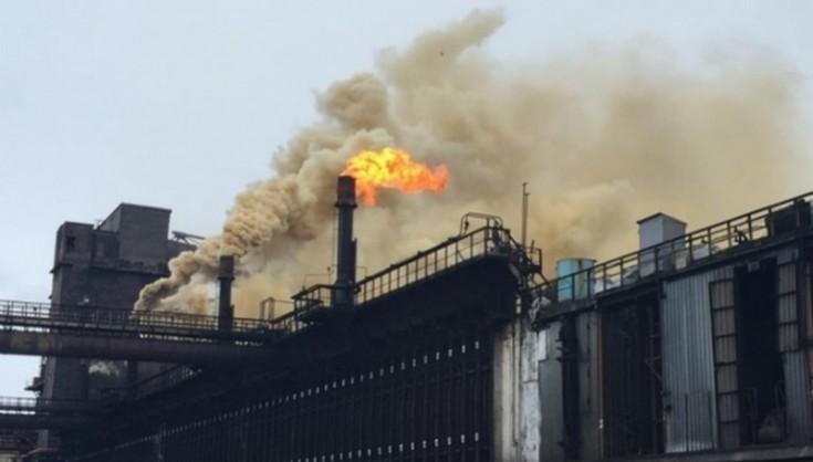 ОСТОРОЖНО!!! В Черкасской области произошла химическая катастрофа (видео)