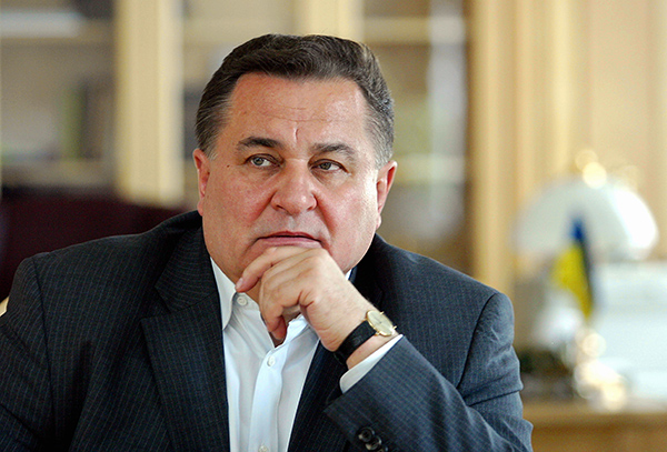 Марчук указал на угрозу ползучей аннексии Донбасса