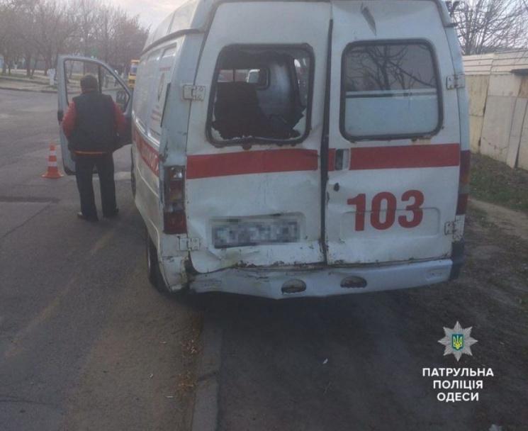СРОЧНО! МАСШТАБНАЯ АВАРИЯ с участием маршрутного такси и скорой. Есть пострадавшие!
