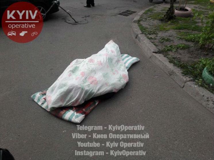 Такого Украина еще не видела!!! В Киеве на Оболони произошло СТРАШНОЕ УБИЙСТВО (ФОТО 18+)