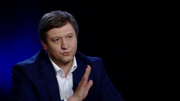 «Ты себя уже умножил на ноль», — Данилюк публично послал представителя Администрации Президента
