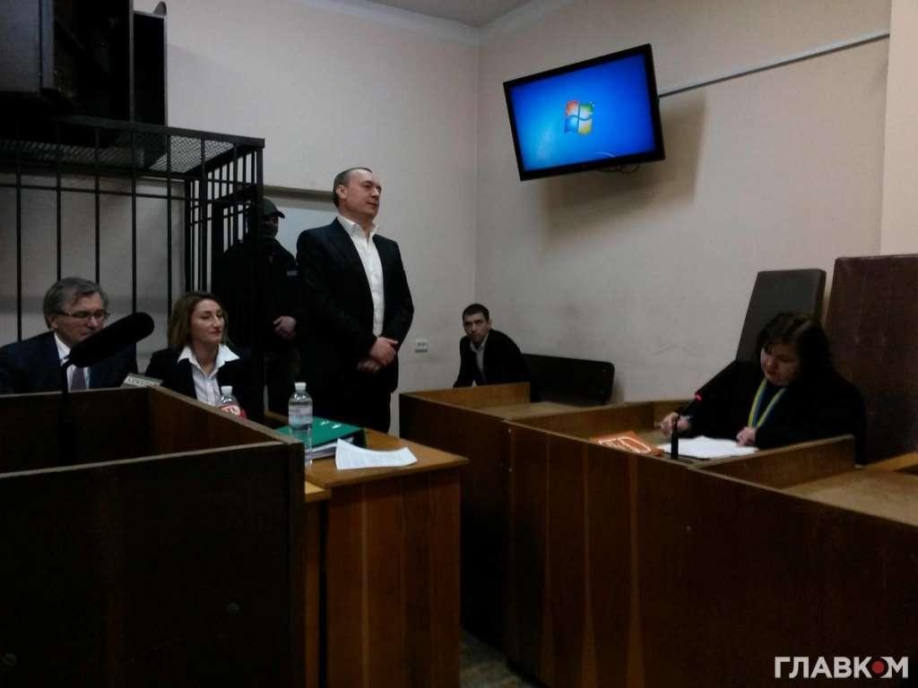 Мартыненко вернулся в зал суда: продолжается рассмотрение об отводе судьи(ФОТО)