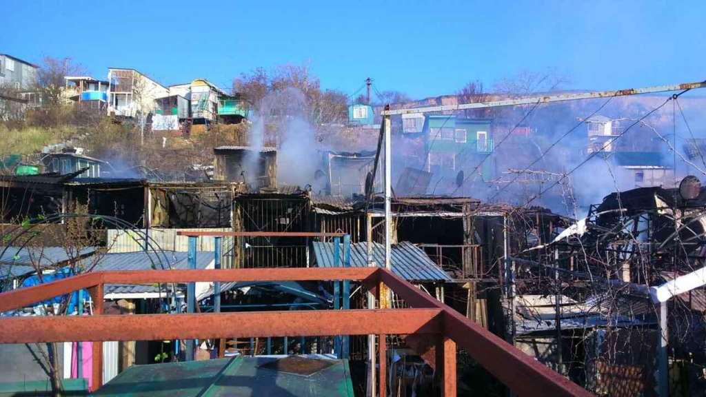 Что же там творится! Массовая пожар в Одессе. Огонь охватил десятки жилых домов. Последствия катастрофические