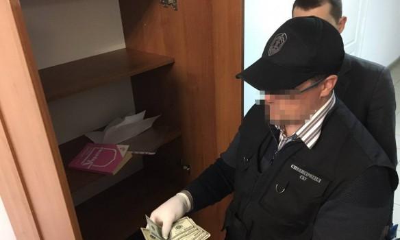 Задержали первого заместителя начальника Херсонской таможни
