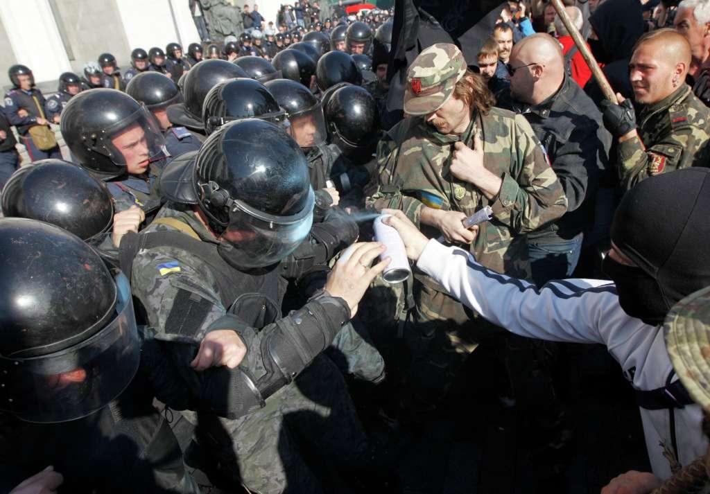 Что же там творится!!! Начался масштабный штурм Кабмина, причина касается каждого украинца