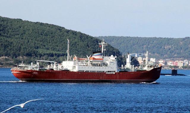 В Украине затонул российский корабль. Что там случилось?