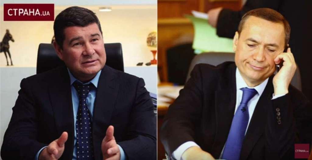 О чем «кассир Яценюка» разговаривал с бегающими нардепом: опубликованы новые «пленки Онищенко»