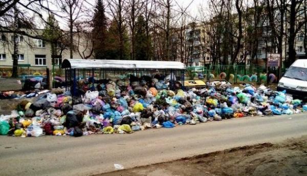 """ВЫХОД ЕСТЬ : Вы не поверите, как предлагают решить """"мусорную проблему"""" в Украине! Что из этого получится?"""
