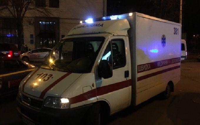 СРОЧНО!!! В Харькове произошла кровавая стрельба, там была лужа крови…