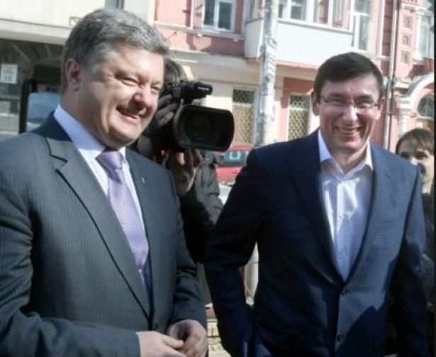 Кто кому брат, сват или кум в украинской политике: рука руку моет