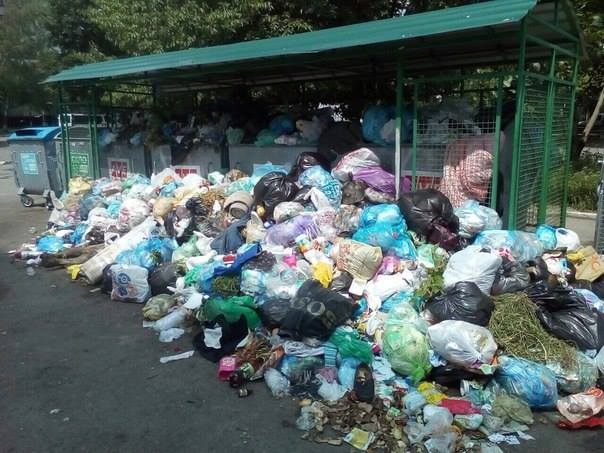 Уже даже умоляют: нардепы «слезно» просят помочь с решением проблемы с мусором в Львове