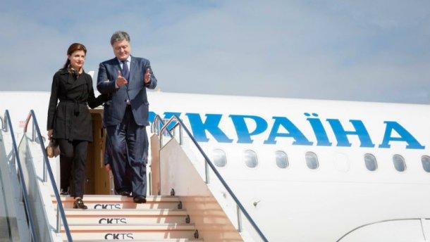 Заоблачная сумма: Сколько миллионов Порошенко тратит на авиаперелеты (ДОКУМЕНТ)