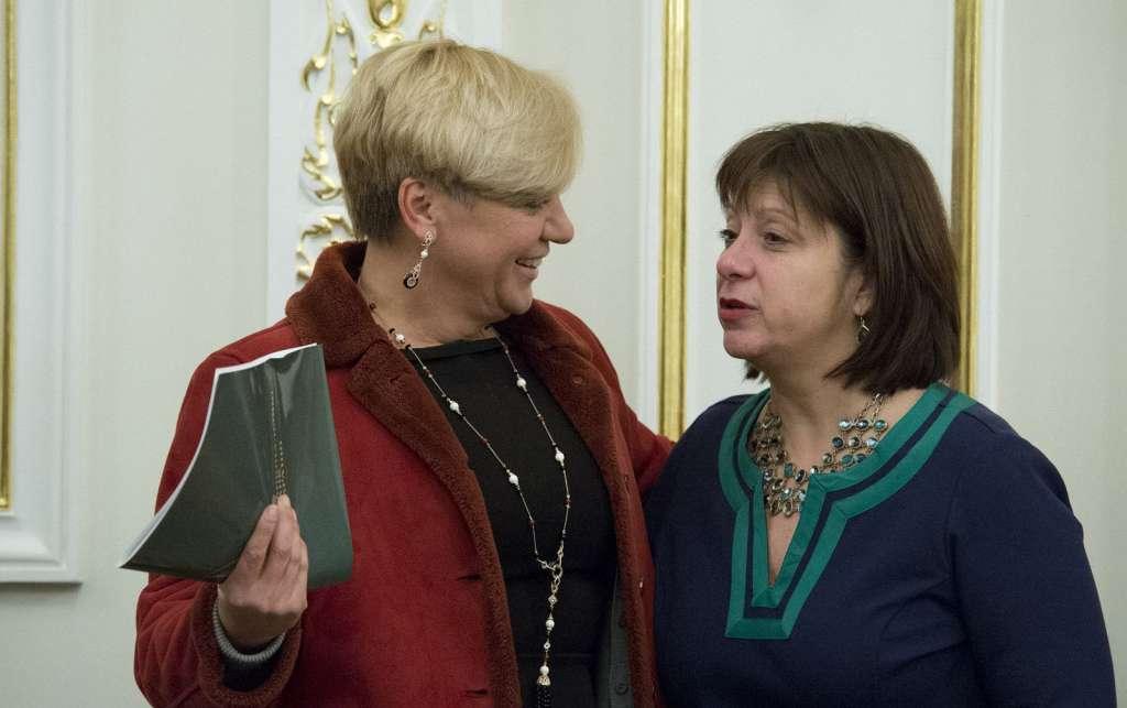 Кризисная управляющая Бывший министр финансов Наталья Яресько рассказывает, что бы она сделала на посту премьера