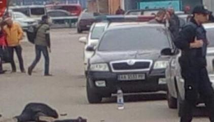 СРОЧНО! Лихие 90-е возвращаются: Стрельба в Киеве! Есть раненые!!!