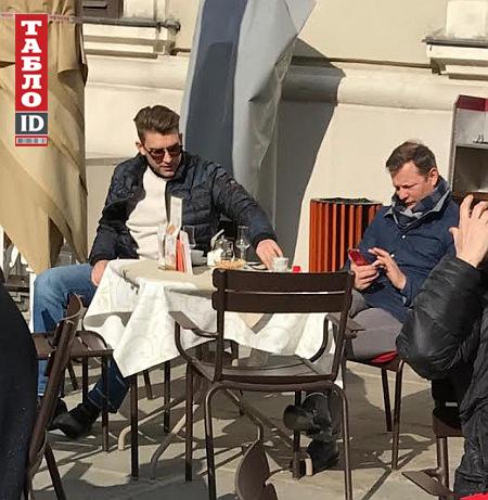«Застукали голубчиков»: Зачем Ляшко в Вене встречался с 23-летним студентом?