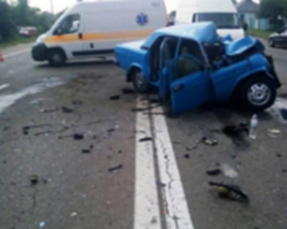 В Харькове произошло ужасное ДТП, эти фото наводят ужас на каждого автомобилиста