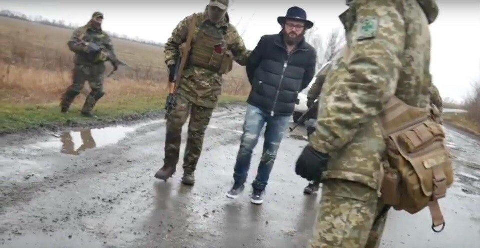 НЕУЖЕЛИ ПРЕДАТЕЛЬ: Михайло Хома (DZIDZO) был задержан украинскими пограничниками(ФОТО)