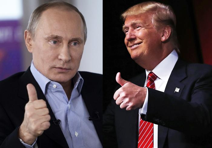 «Я буду действовать вместе с Россией» — шокирующее заявление Трампа. Такого не ожидал НИКТО!