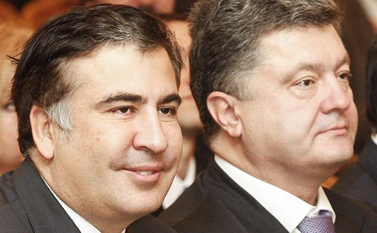 """""""Государство не могут строить торгаши, а войну не выиграют барыги"""" – Саакашвили шокировал всех! Почему Порошенко не выгодно окончание войны?"""