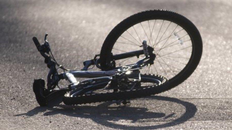 С велосипеда на тот свет!
