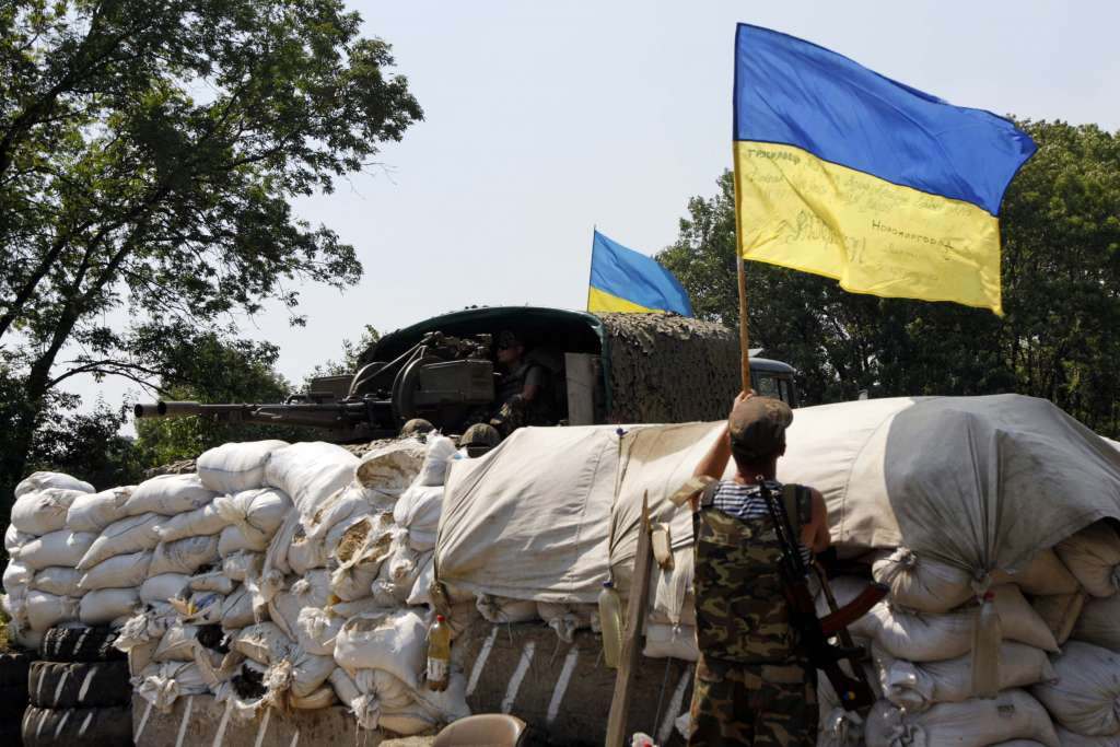 Он рассказал о переломный момент в истории Украины! От этих слов гордость переполняет!