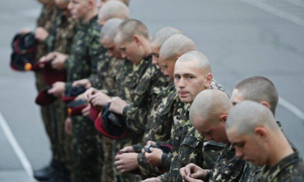 Украина собирает своих сыновей: Начался весенний призыв