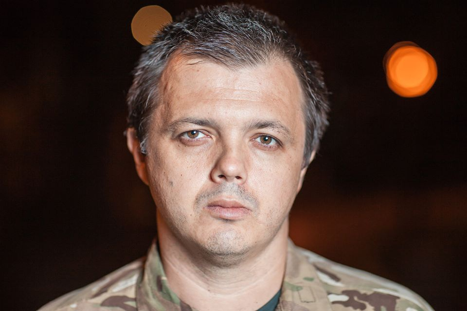 СРОЧНО!!! Семенченко объявил второй этап блокады, в этот раз крови не избежать