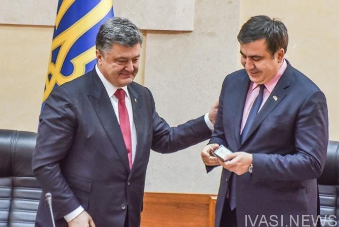 Порошенко боится Саакашвили? Вы будете удивлены, когда узнаете правду