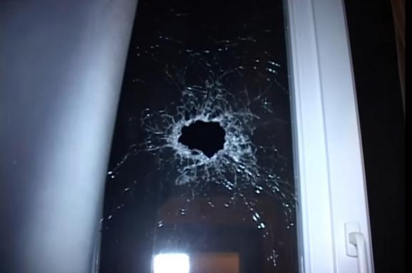 Ночью в столице неизвестные обстреляли жилой дом. От деталей кровь в жилах стынет!