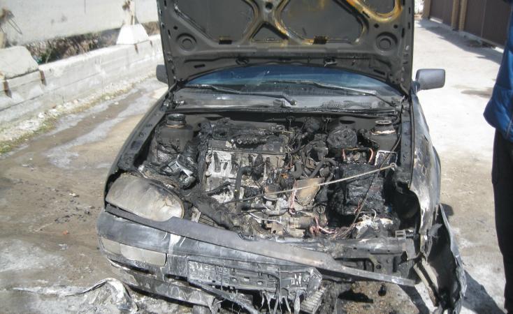 Автомобилисты, осторожно! Массово горят авто!