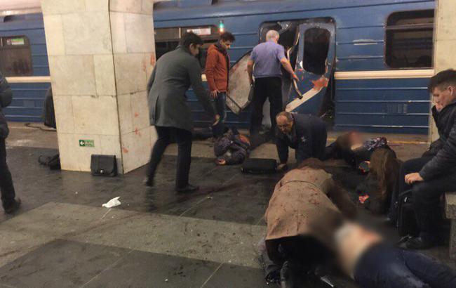 Изуродованные тела и нечеловеческие крики: метро Петербурга за секунды после взрыва