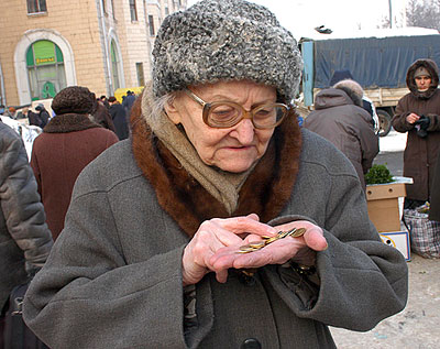 Пенсионерам Львову посоветовали посумніватись по поводу своих пенсий