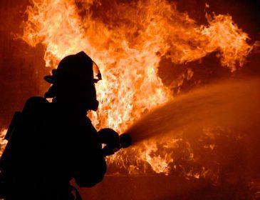 Какая БЕДА: Масштабный пожар на территории туберкулезного санатория!