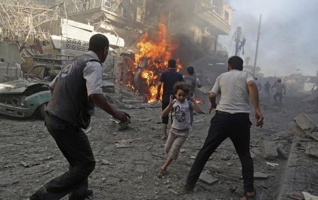 Ужасный теракт: Взрыв заминированного автобуса! Более ста жертв!