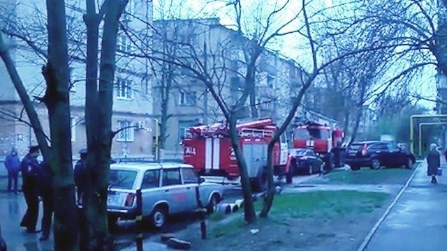 СРОЧНО!!! В Киеве произошел сверхмощный взрыв возле ног ребенка на территории детского сада