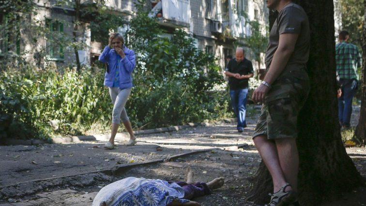 БЕРЕГИТЕСЬ!!! Во Львове посреди улицы подрезали супругов, детали этого преступления доводят до слез (ФОТО 18+)