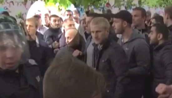 """Внимание! Полиция задержала руководителя """"титушок"""", которые избивали АТОвцев в Днепре"""