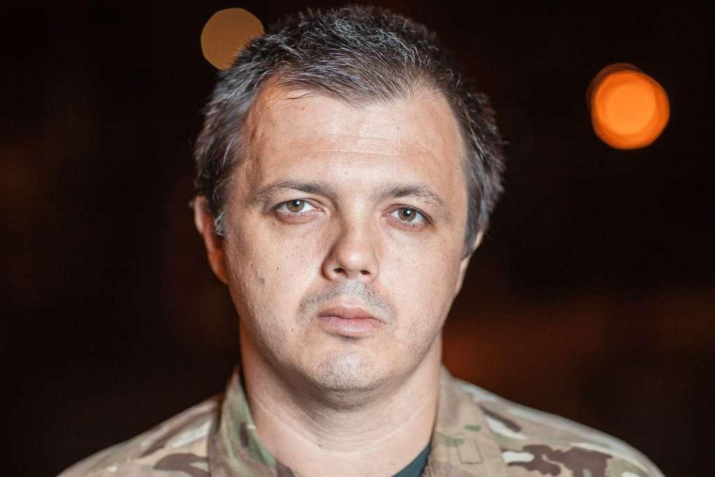 Объявил голодовку и порезал вены … Семенченко шокировал всю страну своими выходками, детали вас точно ошеломят