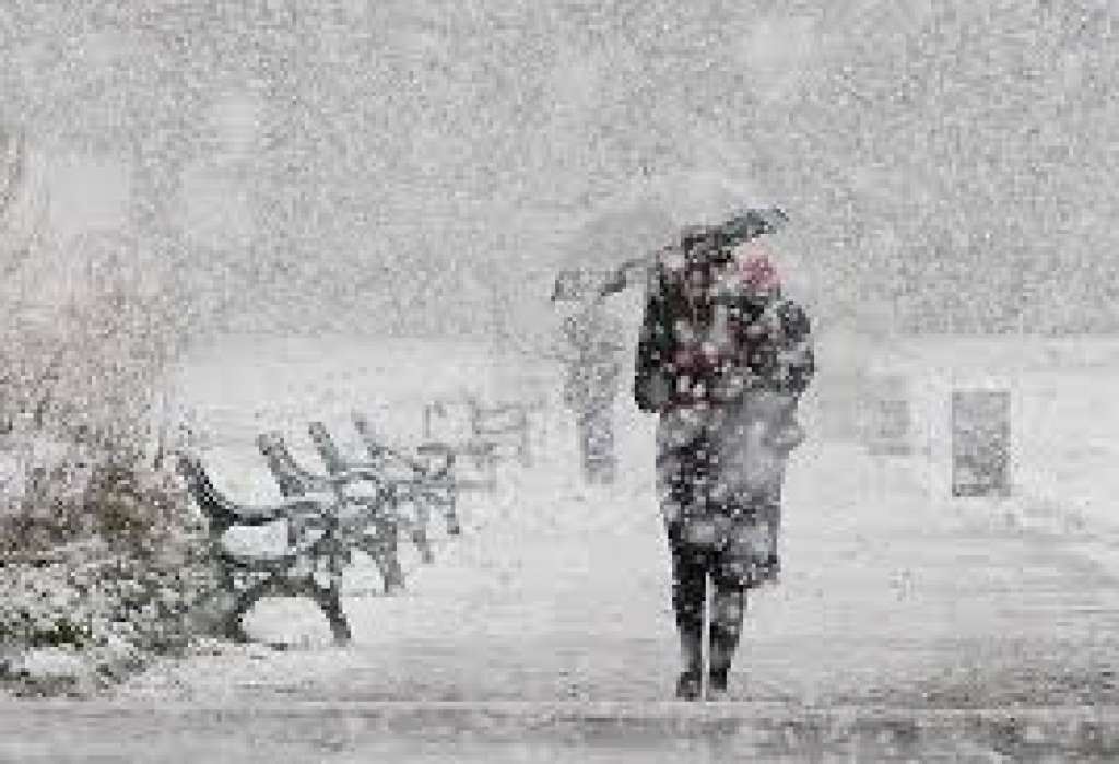 СРОЧНО! Страну засыпает снегом! Что творится с этим миром! Вы будете шокированы от деталей!