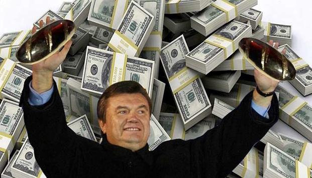 У денег Януковича новый адвокат. Страна шокирована! Депутаты напуганы!