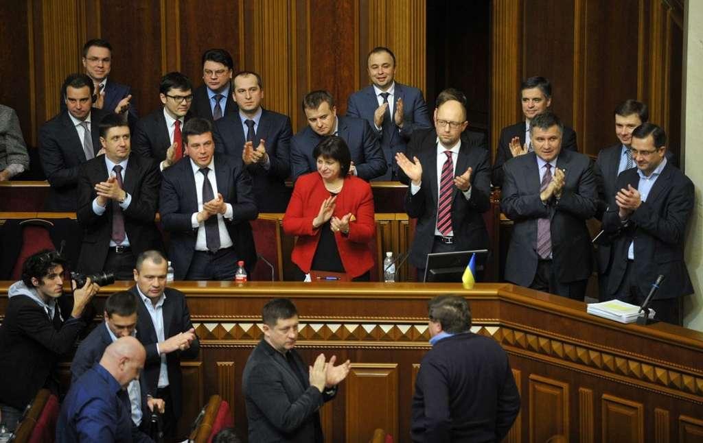 СРОЧНО !!!! Известный министр подал в отставку! Вся Украина на ушах Что случилось?