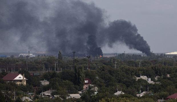 Весь город дрогнул… В Донецке прогремел сверхмощный взрыв, его масштаб поражает