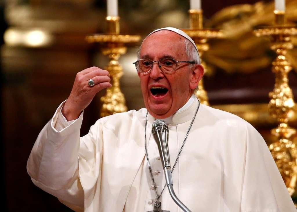 «Стало стыдно» Папа Римский сделал шокирующее заявление. Над его словам следует задуматься!