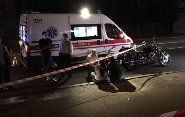 Будет правосудие? В прокуратуре подтвердили задержание подозреваемого в убийстве мотоциклиста в Киеве!
