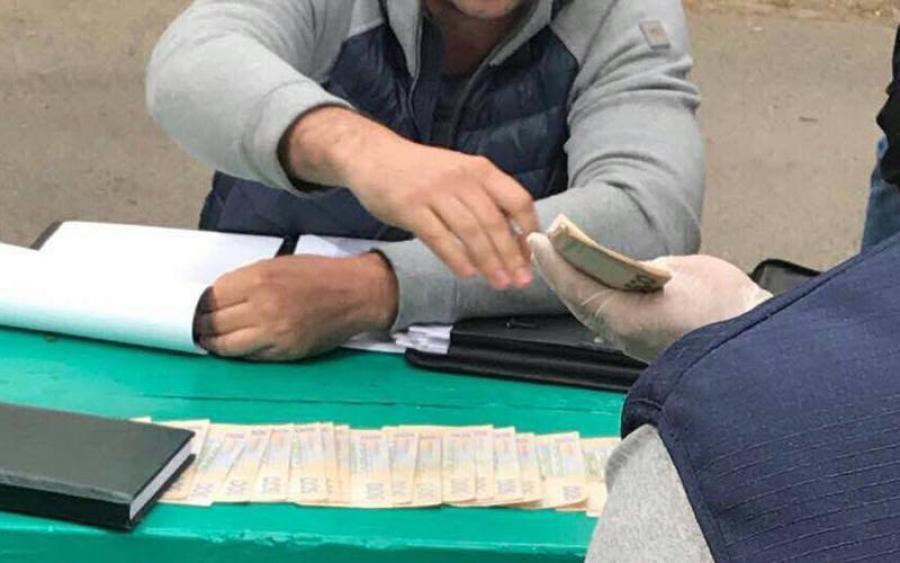 «Допрыгался»: Главу Днепровской РГА задержали «на горячем» за взятку (ФОТО)
